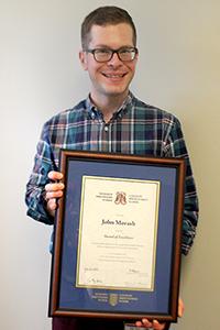 Dr. John Morash