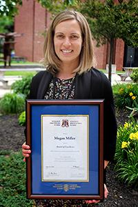 Dr. Megan Miller